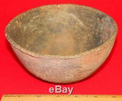 Mississippian Pottery Vessel