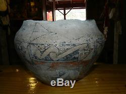 Museum Quality Piece! Marie Z Chino Family Bowl/