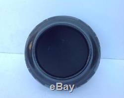 Native American San Ildefonso Black Pueblo Pottery Bowl Desideria Montoya Sanche