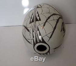 Native American Crafts Hopi Spider Vase