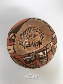 Native American Hand Made Hopi Pottery