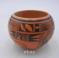 Native American Hopi Pot by Emma Naha