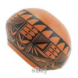 Native American Hopi Vase By Alta Yesslith