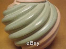 Native American Jemez Pueblo Pottery Clay Swirl Vase by Emma Yepa! Pot