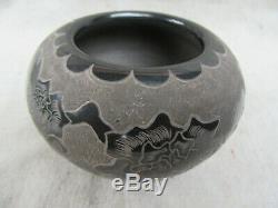 Native American Pottery Gwen Tafoya Santa Clara Pueblo Signed