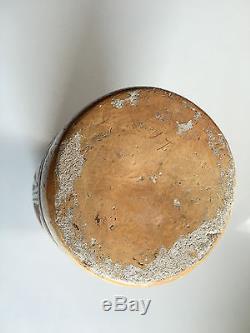 Native American Pottery Hopi Pot Vase