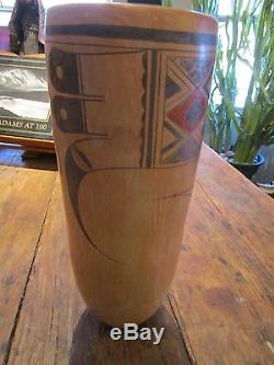 Native American Pottery Hopi by Ivahto Vintage