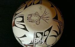 Native American Pottery by Joy Navasie (Frogwoman)