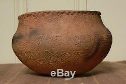 Native American Primitive Cherokee Pottery by Michael Stuckey