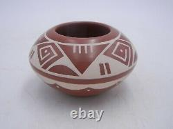Native American San Ildefonso Pot by Eric Fender