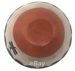 Native American Santo Domingo Pottery Bowl by Robert Tenorio