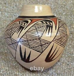 Native American Southwestern Handcrafted Pottery by the Hopi Pueblo of Arizona