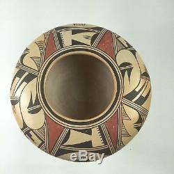 Native American Verna Nahee Hopi Pottery