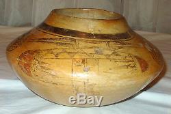 Native american Hopi jar