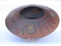 Navajo Native American Pottery Lurraine Williams