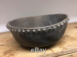 Nice Decorate Pottery Bowl Mississippi Co. Arkansas Native American Indian Pot