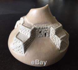 Nolan Y. Nampeyo Hopi Pueblo Native American Indian pottery