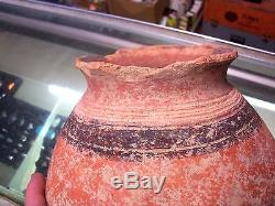 Original Rare Native American Indian Missouri Moundbuilders Pottery Bowl Pot
