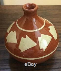 Pine Ridge Sioux Indian Pottery Dakota Pottery Early Piece