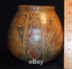 Pre-Columbian Casas Grandes, Zia, Acoma Pueblo Pottery Olla -Guaranteed AACA