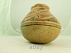 Prehistoric MOGOLLON Native American Pottery Olla 7 x 6.5