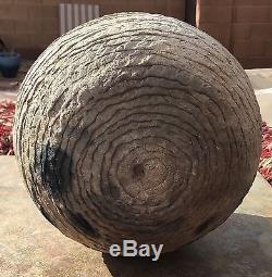 Prehistoric Native American Anasazi Corrugated Cooking Pot
