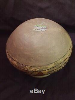 Prehistoric Pottery Native American Polychrome Jar Olla Casas Grande