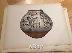 Pueblo Indian Pottery Vol. 1 by C. Szwedzicki 1933