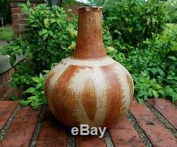 Quapaw mississippian pot Arkansas Indian water vessel. Solid