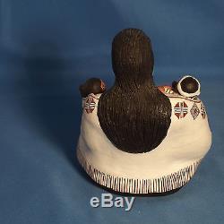 Rachel Arnold Storyteller Acoma Pottery / Native American