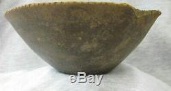 Rare Find Caddo Native American Indian Pottery Documented And Unrestored