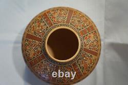Rondina Huma Hopi-Tewa Shoulder Jar Native American Artist