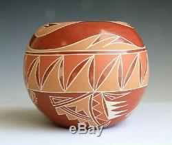 Santa Clara Pueblo Pottery by Earlene Youngbird Tafoya Native American