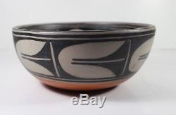 Santo Domingo Bird Bowl by Franklin Tenorio
