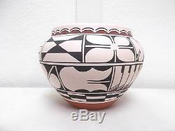 Santo Domingo Kewa Pottery Native American Indian Pueblo by Mabel Lourdes
