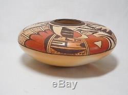 Spectacular Hopi Indian Pottery By Multi Award Winning Artist Rachel Sahmie