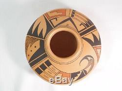 Stunning Hopi Indian Pottery By Multi Award Winning Artist Debbie Clashin