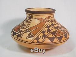 Stunning Hopi Indian Pottery By Multi Award Winning Artist Rachel Sahmie