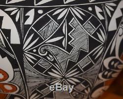 Superb Roberta Sky Trujillo Hand Painted Olla Awesome! Free Ship