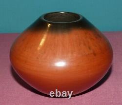 Susan Folwell Santa Clara Pueblo Native American Pottery Vase
