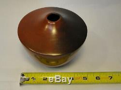 Susie W. Crank Navajo Pottery Vase Native American Southwestern ZD3-22