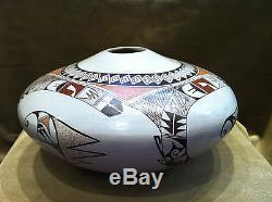 Sylvia Naha Aka Featherwoman Hopi Pottery