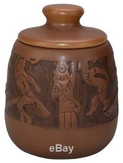 University Of North Dakota Pottery Native American Indian Jar 160 (Mattson)