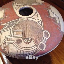 Vintage Hopi Pottery Vase
