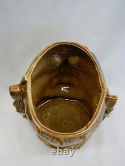 Vintage McCoy Native American Indian Pontiac Cookie Jar