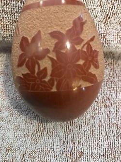 Vintage Native American Pottery by Jody Folwell, Santa Clara Pueblo, New Mexico