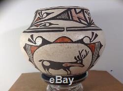 Vintage Zuni Indian Pottery