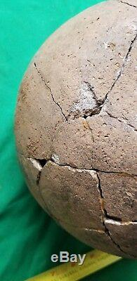 Woodland Pottery Native American Antique Relic of the Mississippi Bottom land